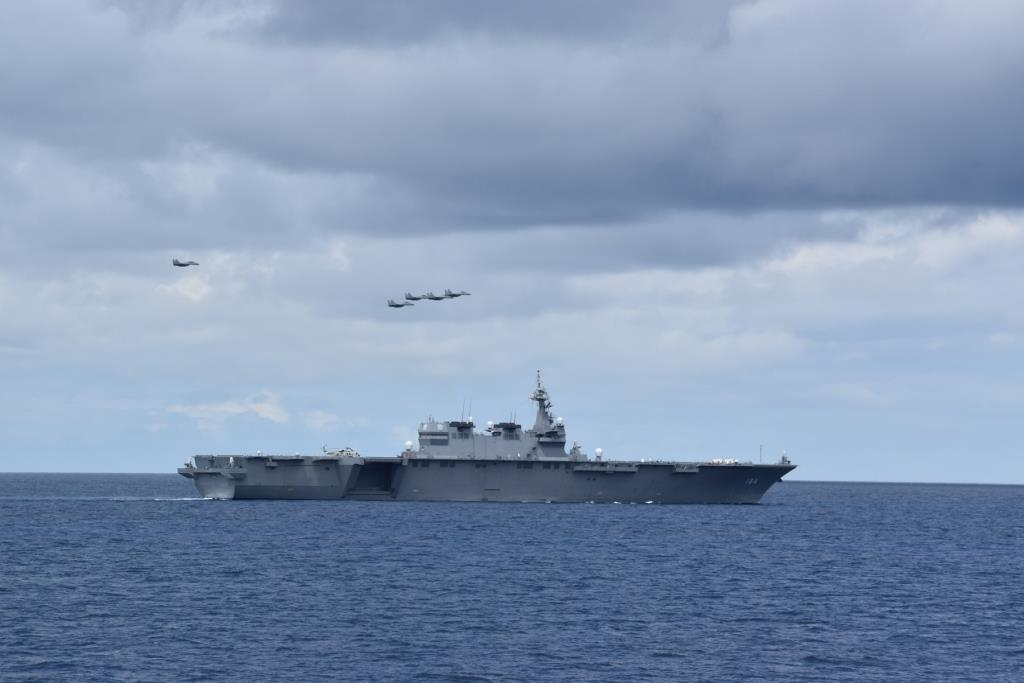 FIFTH EDITION OF JAPAN-INDIA BILATERAL MARITIME EXERCISE 'JIMEX'